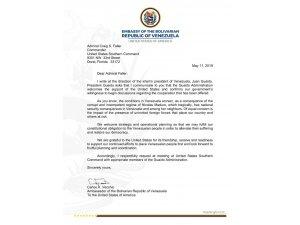 Guiado, ABD ordusundan yardım istedi