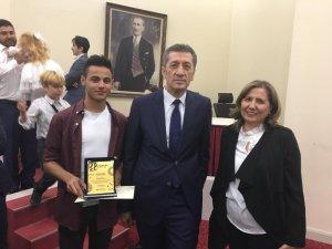 Türkiye 24'üncü zeka oyunları yarışması