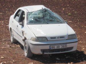 Araban'da otomobil devrildi: 4 yaralı
