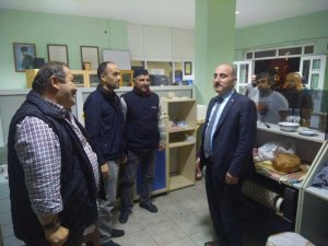 Başkan Kılıç halk iftarlarına katıldı