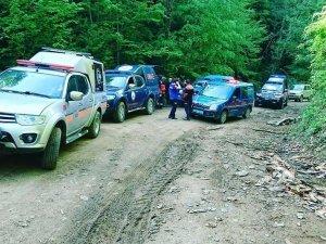 Bolu'da 5 gündür kayıp vatandaş için arama çalışması başladı