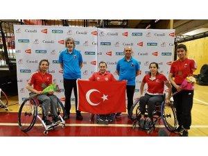 Para Badminton Milli Takımımız, Kanada'dan 4 madalya ile dönüyor