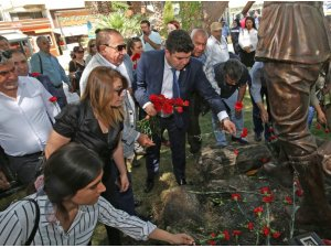Soma faciasında ölen 301 madenci Buca'da anıldı