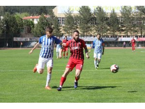 TFF 2. Lig Play-Off Çeyrek Final:  Kastamonuspor 1966: 1 - Sarıyer: 1