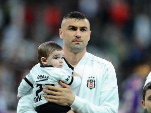 Spor Toto Süper Lig: Beşiktaş: 1 - Aytemiz Alanyaspor: 1 (İlk yarı)