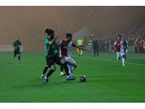 Yılport Samsunspor - Sakaryaspor (Maç devam ediyor)
