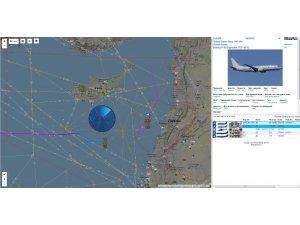 ABD uçakları Rusya'nın Suriye'deki üslerinin yakınında keşif uçuşu yaptı