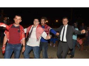 Alaşehir'de engelli gençler askere uğurlandı