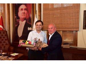 Bilecik ASKF'dan Başkan Şahin'e ziyaret