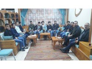 Şaphane Müftülüğü'nden üniversite öğrencilerine iftar