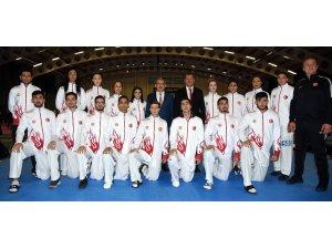 Dünya Taekwondo Şampiyonası başlıyor