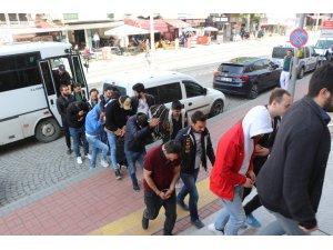 Kocaeli'de yasa dışı bahis operasyonu: 7 gözaltı