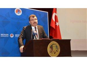 MEÜ'de 'Bilim ve TÜBİTAK odaklı yeni süreçler' konferansı