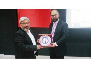 """""""Dijital Kültür ve Algı Yönetimi"""" konferansı"""