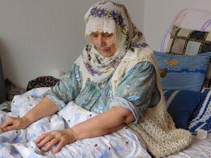 Almanya'da yanlış tedavi uygulandığını iddia eden Nesrin Teyze hayatını kaybetti