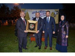 Ömer Döngeloğlu Bilecik'te üniversitesi öğrencileriyle iftarda buluştu