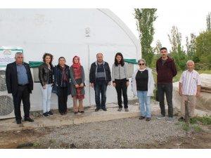 Tosya'da kadın çiftçi eğitimi düzenlendi