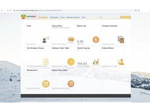 Bursagaz yenilediği online işlemler platformu ile 7/24 iş başında