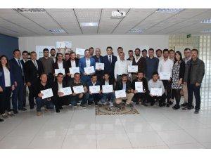 """AEDAŞ'ın yeni personeline """"Sahada İlk Adım"""" eğitimi"""