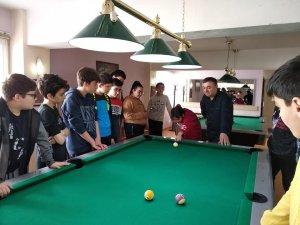 Sinop'ta 8 Top Pool Bilardo Şampiyonası düzenlenecek
