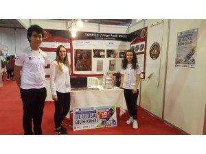 Trabzon Merkez Fen Lisesi Bursa'dan birincilik ödülü ile döndü