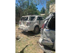 Somali'de belediye binasında patlama