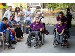 Osmangazi'den engelliler için özel etkinlik