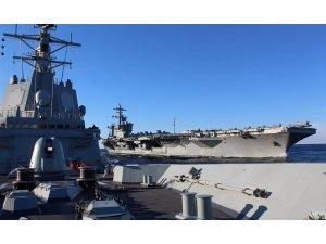 İspanya ABD donanmasındaki Fıirkateynini geri çekti