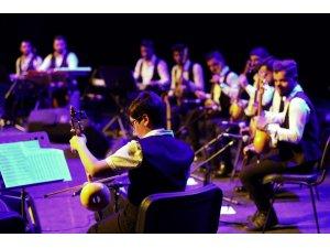 GAÜN'DE 'Kabak kemanenin dilinden' konseri