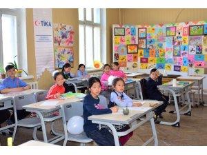 TİKA'dan Moğolistan'da çocuk merkezine destek
