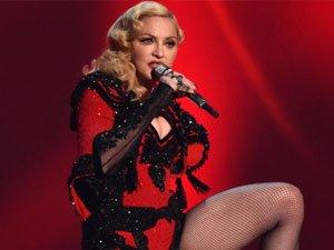 Madonna İsrail'i boykota hayır dedi