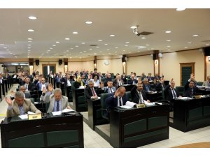 Büyükşehir Belediye Meclisi'nde 28 madde karara bağlandı