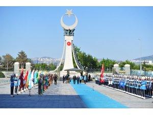 Cumhurbaşkanı Erdoğan, Irak Başbakanı Abdulmehdi'yi resmi tören ile karşıladı