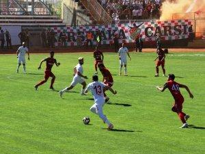TFF 3. Lig Play-Off: Van Büyükşehir Belediyespor: 2 - Karşıyaka: 1