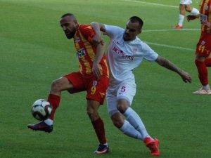 TFF 3. Lig Play-Off: Tire 1922 Spor: 0 - Nevşehir Belediyespor: 1