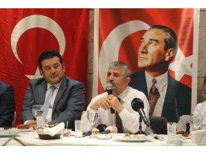 MHP İzmir İl Başkanı Şahin'den Cem Yılmaz'a tepki