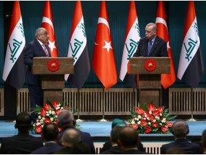 Erdoğan-Abdulmehdi ortak basın toplantısı