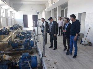 Bayburt Belediye Başkanı Pekmezci, yerel çalışmaları inceledi