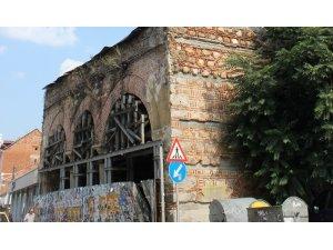 Bulgaristan'da Osmanlı yadigarı cami yıkılmak üzere