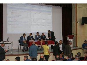 Türkiye Belediyeler Birliğine üye seçimi