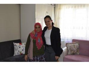 Kaymakam Özdemir, Engelliler Haftası dolayısıyla ziyaretlerde bulundu