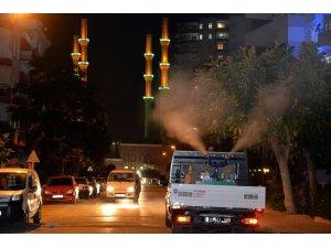 Mersin Büyükşehir Belediyesi'nden ilaçlama açıklaması