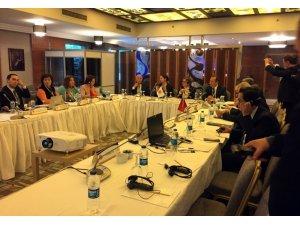 TÜRKPA Sosyal, Kültürel ve İnsani İlişkiler Daimi Komisyonu 7. toplantısı başladı