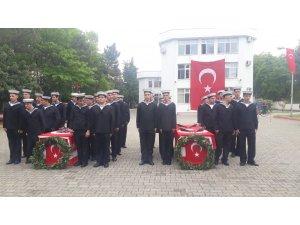 17 engelli birey Gölcük Donanma Komutanlığında yemin etti