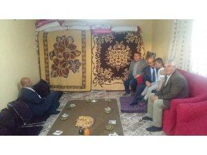 Başkan Ensari, yetim kardeşlerle iftar açtı