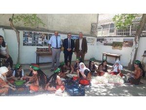 Malatya'da İlkokul Öğrencilerinden Sergi