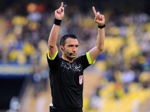 Abdulkadir Bitigen yarı final maçını yönetecek