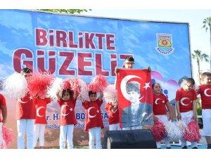 Tarsus Belediyesi, Engeliler Haftasını etkinlikler kutladı