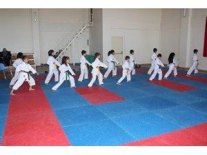 Gençlik Haftası Karate Turnuvası yapıldı