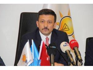 """Dağ'dan Özkankarlar Pazar Yeri açıklaması: """"Protokolü ivedilikle hazırlayacak"""""""